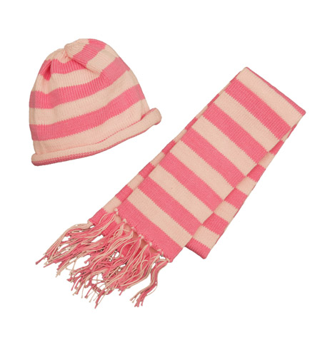 Cap & Scarf Combination
