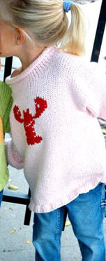 Lobster Sweater